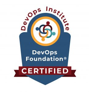 devops certification badge