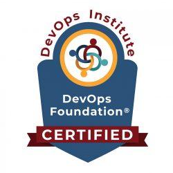 devops certification badge
